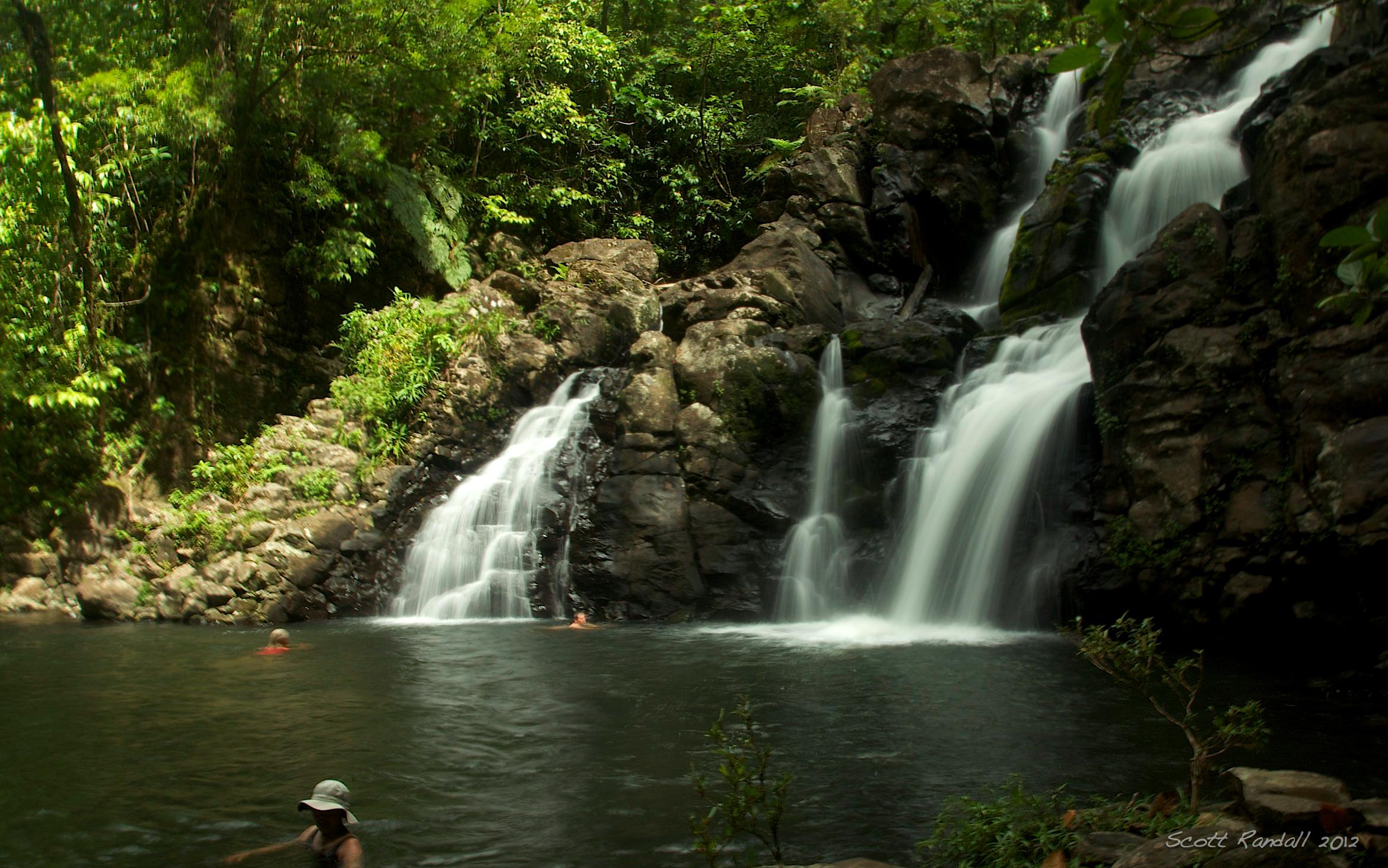 Fijian Waterfalls Scottseyephotos