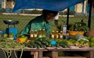 Market in Fiji