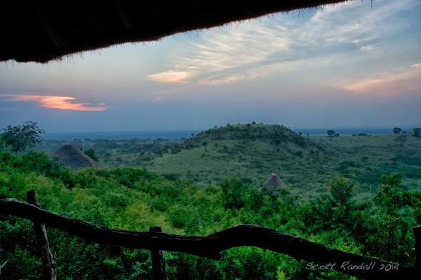 Home above the Rift valley