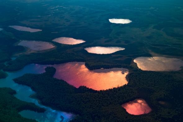Rainbow Ponds
