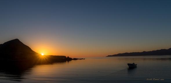 Baha Sunrise