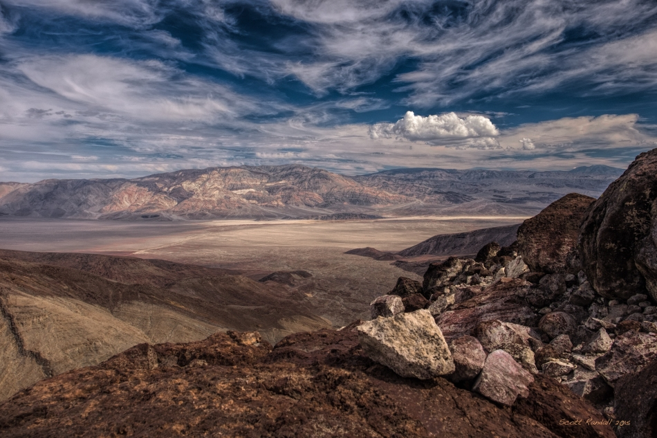 Panamint Valley Panorama-1