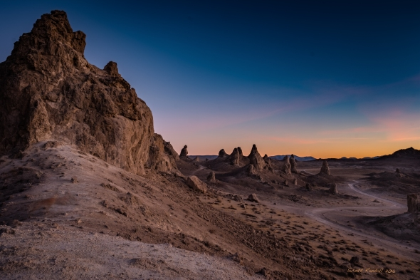Trona Transition